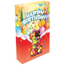 Candy, Food & Gifts - Customizable No. 1 Box Packaging with Jelly Beans