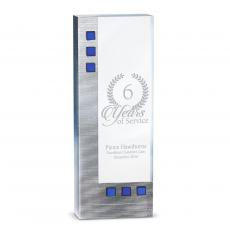 Crystal Trophies - Performance Tower Crystal Award