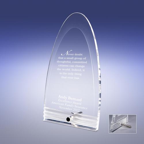 Gateway Acrylic Award