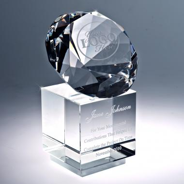Precious Gem Crystal Award