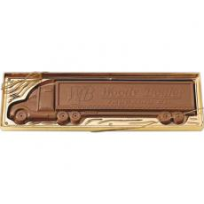 Technology & Electronics - 2.5 oz. truck shape molded chocolate