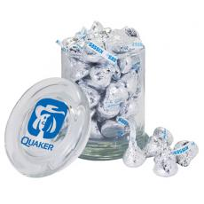 Technology & Electronics - Hershey Kisses in Imprinted Gourmet Candy Jar