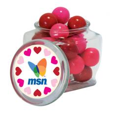 Technology & Electronics - Candy in reusable glass spice jar