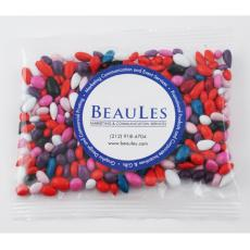 Office Supplies - Assorted Gumball Candy in large labelled handful pillow bag