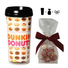 Candy, Food & Gifts - Plastic Travel Mug with Starlite Mints - 16 oz