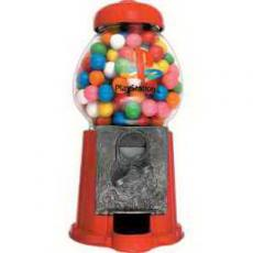 "Pens, Pencils & Markers - 9"" H Red Petite Gumball Machine"