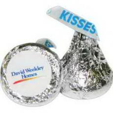 Office Supplies - Hershey Kiss with Label