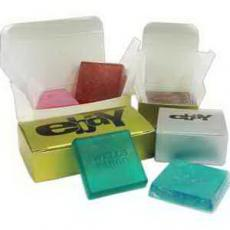 Drinkware - Boxed Small Soap Squares (2 Bars)