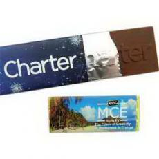 Technology & Electronics - 1.5 oz. Chocolate Bar Foiled with Paper Wrapper