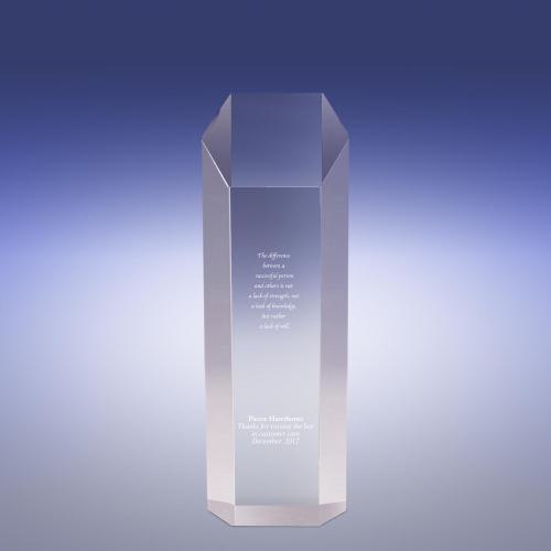 Pillar of Leadership Acrylic Award