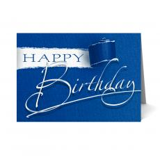 New Greeting Cards - Ripped Happy Birthday Card 25 Pack