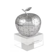 Retirement Gifts for Her - Apple Magnetic Puzzle
