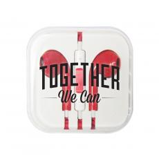 New Fun Motivation - Together We Can Ear Buds