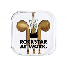 Desktop Motivation - Rockstar at Work Ear Buds