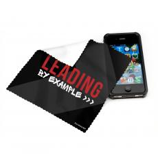 Leadership - Leading by Example Microfiber Cleaning Cloth