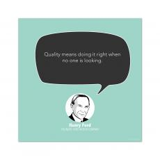 All Motivational Posters - Quality, Henry Ford - Startup Quote Poster