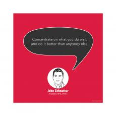 All Motivational Posters - Do It better, John Schnatter - Startup Quote Poster
