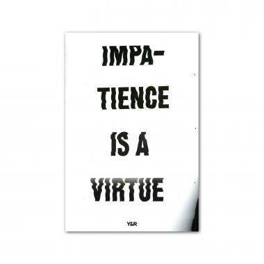Impatience is a Virtue - Y&R Poster
