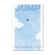 All Motivational Posters - Jump - Y&R Poster