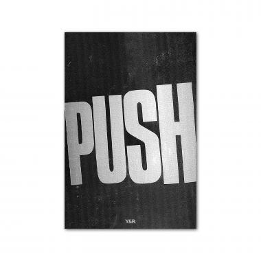 PUSH - Y&R Poster
