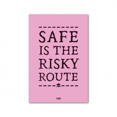 Risky Route - Y&R Poster