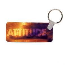 Keychains - Attitude Lightning Keychain