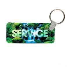 New Products - Service Waterfall Keychain