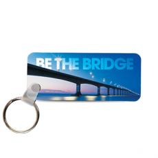 New Products - Be the Bridge Keychain