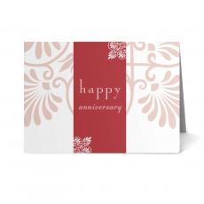 New Greeting Cards - Happy Anniversary Card 25 Pack