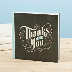 Teacher Gifts - Thanks To You Book