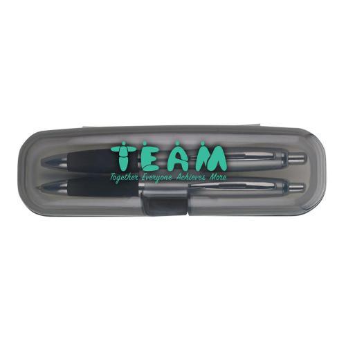 Teamwork People Pen Set & Case