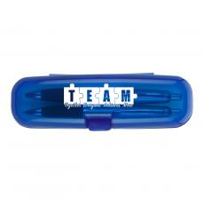 Gift Pens - Teamwork Puzzle Pen Set & Case