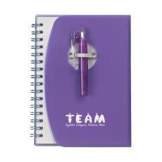 Journal Books - Teamwork People Notebook and Pen