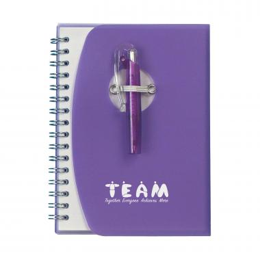 Teamwork People Notebook and Pen