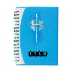 Closeout and Sale Center - Teamwork Puzzle Notebook and Pen