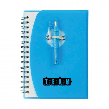 Teamwork Puzzle Notebook and Pen