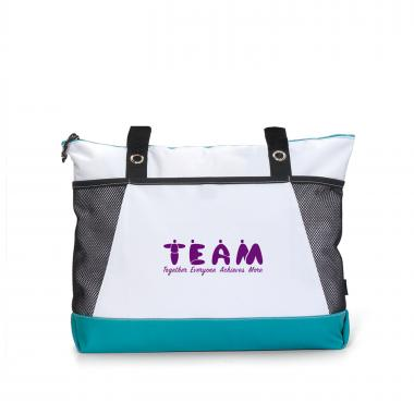 Teamwork People Sport Tote