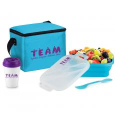 Coolers & Lunch Bags - Teamwork People Motivational Lunch Set