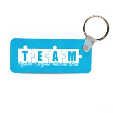 New Products - Teamwork Puzzle Keychain