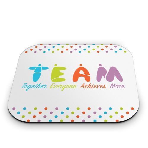 Teamwork People Mouse Pad