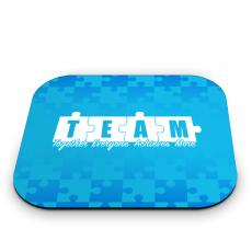 Technology Accessories - Teamwork Puzzle Mouse Pad