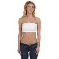 Apparel - Ladies' Cotton/Spandex Bandeau