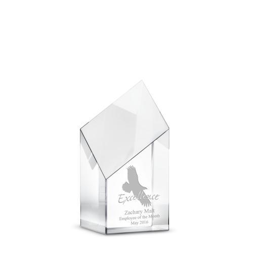 Diamond Service Crystal Award