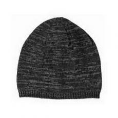 Apparel - Big Accessories Two-Tone Marled Beanie