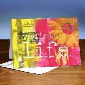 Radiates 25-Pack Greeting Cards