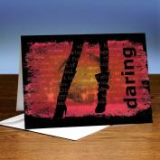 Daring 25-Pack Greeting Cards