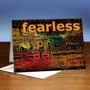 Fearless 25-Pack Greeting Cards