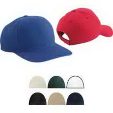 Apparel - Brushed Cotton Twill Mid Profile Cap