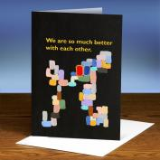 Each Other 25-Pack Greeting Cards