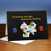 A Visionary 25-Pack Greeting Cards